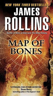 Map of Bones By Rollins, James